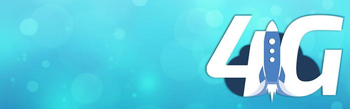 Profitez des avantages du très haut débit mobile avec notre nouvelle gamme de forfaits 4G !