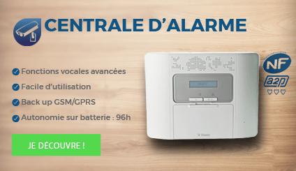Centrale-alarme